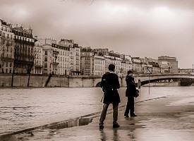 Promeneuses Paris