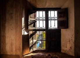 Agdal vue par la fenêtre du sultan