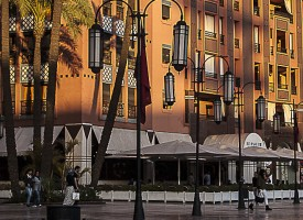 Centre ville Marrakech