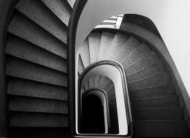 Escalier d'L.Blassa