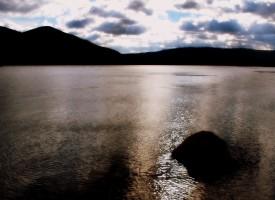 Lac du Salagou Automne 2012