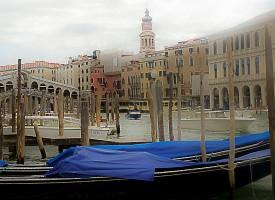 Grand canal Rialto Venise