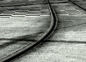 La beauté des rails