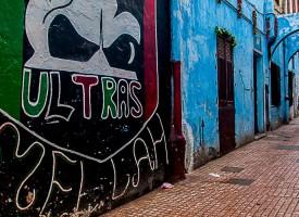 Les ultras Rabat