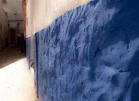 Le bleu d'Essaouira