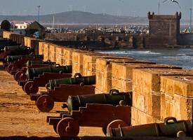 Les canons d'Essaouira