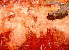 Mur dans la Kasbah