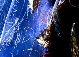 Pictural Le bleu