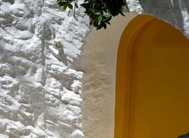 La porte jaune – Grèce