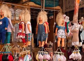 Sort des poupées