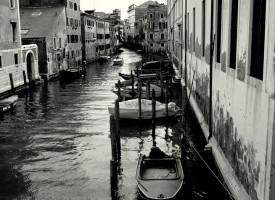 Venise, une rue…
