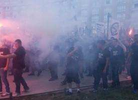 Les Ultras Montpellier suite accident d'un supporter