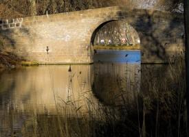 Agde le Canal du Midi