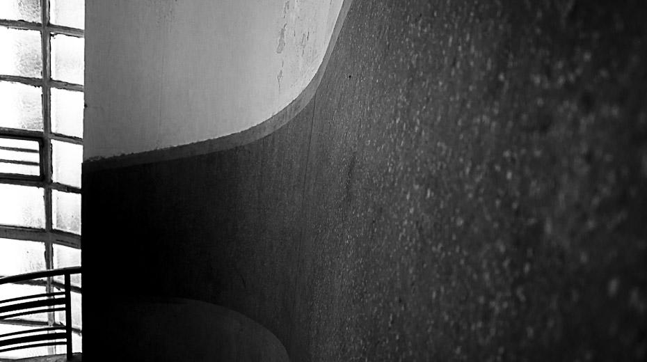 Courbes de l'escalier L.Blassa
