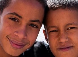 Deux gamins de FES