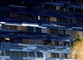 Façade Nouvel  Mairie de Montpellier
