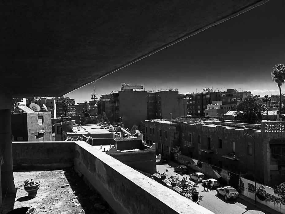 Lignes de fuite Ouest L.Blassa Marrakech