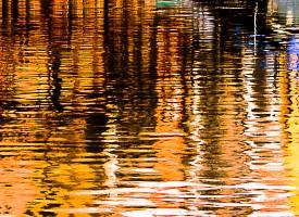 Mystère de l'eau Venise