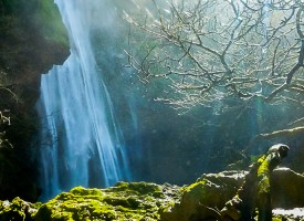 les grandes cascades d'Akchour