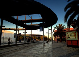 Gare du Trame Odysseum