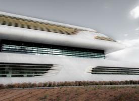 Pierrevives – Archives départementales de Montpellier – Zaha Hadid : l'archi-designeuse