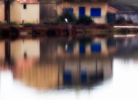 Maison sur l'étang des Aresquiers