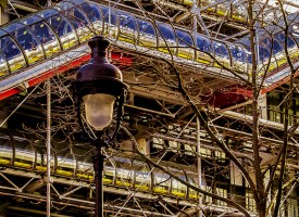 The Classic Beaubourg