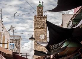 Minaret_Ancienne Médina Rabat