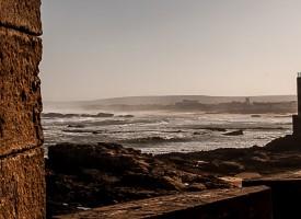 L'Océan, au couchant, Essaouira