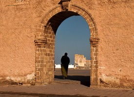 La porte d'Essaouira