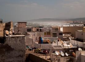 Beau temps sur Essaouira