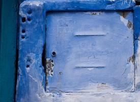 La Boite bleue