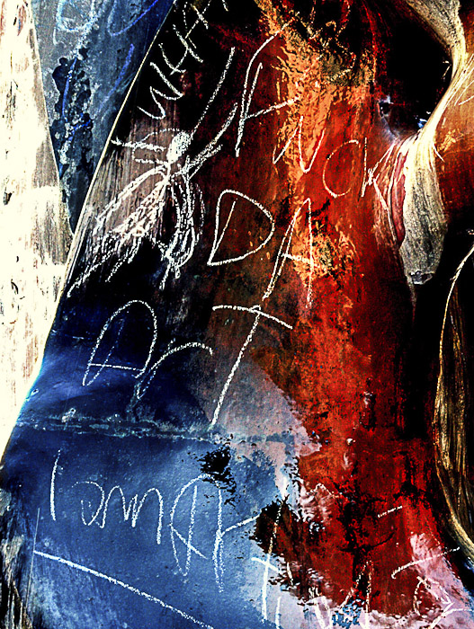 Pictural Rouge Bleu