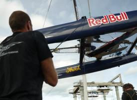Red Bull en l'air Extreme 40 Sète