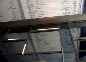 Reflet Plafond Mairie Montpellier