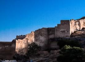 Remparts en ruine Fes