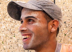 Sourire d'Hassan