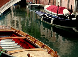Venise, la beauté de ses ponts