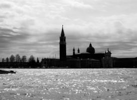 Venise le charme du N&B