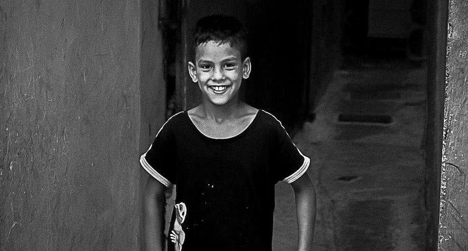 la  beauté des enfants de la Médina FES Frère et soeur