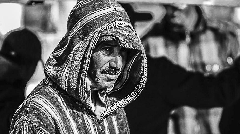 l'inconnu Essaouira