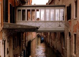 Venise, la beauté de ses Passerelles