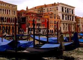 Venise 2012 Le Grand Canal